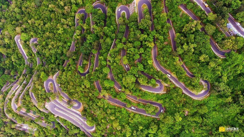 kolli hill road