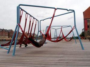 public hammocks.