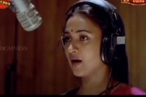 Mounasarovaramaake Unarnnu Lyrics